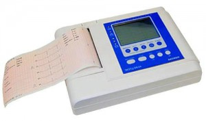 Диагностирование электрокардиографом